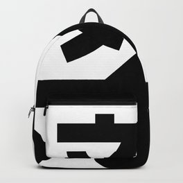Chinesse letter Backpack