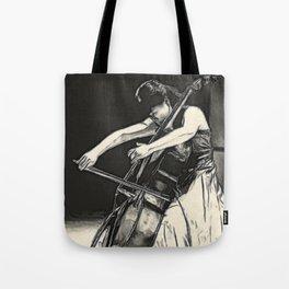 violoncello Tote Bag