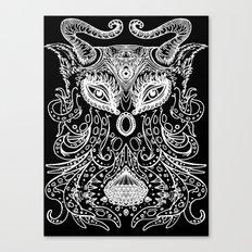 demi 2 Canvas Print