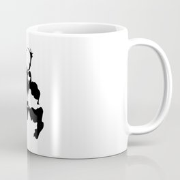 Creepy mysterious stag Coffee Mug