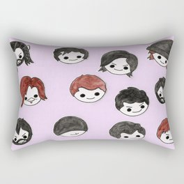 Plushie Richies Rectangular Pillow