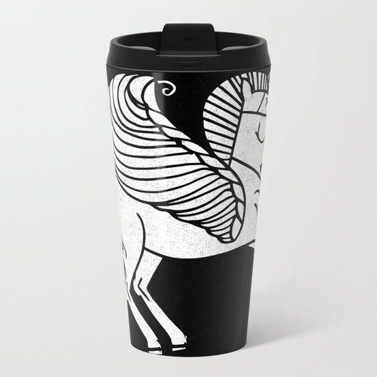 animal of war Metal Travel Mug