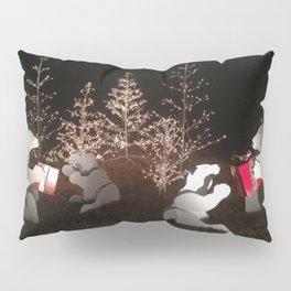 Polar Bear Christmas Pillow Sham
