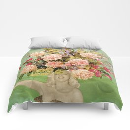 Floral Fashions II Comforters