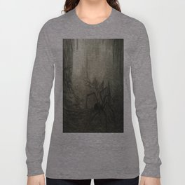 Spider Cave Long Sleeve T-shirt
