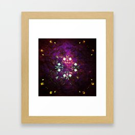 Chernobog Framed Art Print