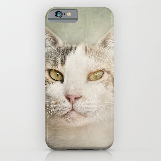 The Feral Cat iPhone & iPod Case