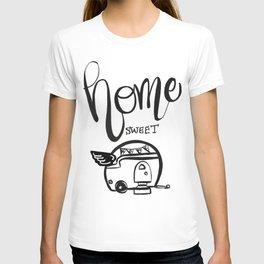 HOME SWEET HOME RV CAMPER T-shirt