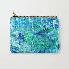 Blue Grotto Carry-All Pouch