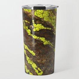 Joshua Tree Lichen - RMD Designs  Travel Mug