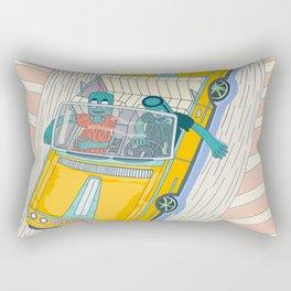 Cruisin, Easyllac 64 Rectangular Pillow