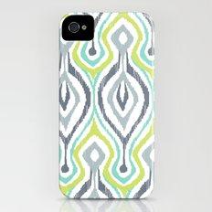 Sketchy IKAT iPhone (4, 4s) Slim Case
