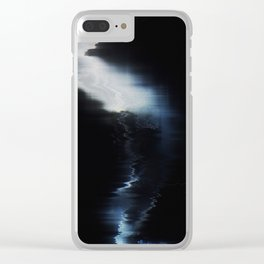 Glytch 20 Clear iPhone Case