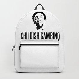 Childish Gambino Backpack