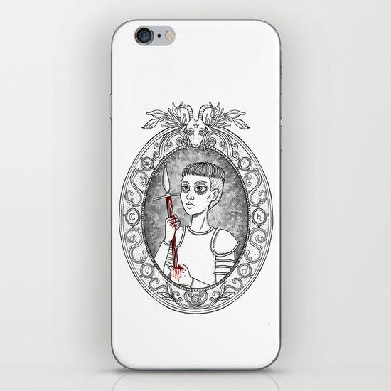 Juana de Arco iPhone & iPod Skin