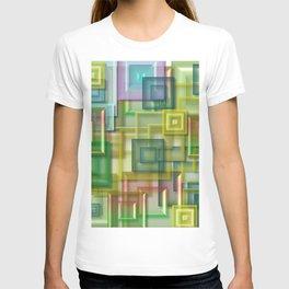 Color shade T-shirt