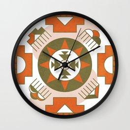 Eototo Kachina Wall Clock