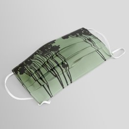 Forest Silhouette by Seasons K Designs Face Mask