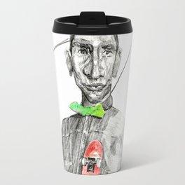K and his alibi Travel Mug