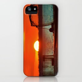 Waiting for Bait iPhone Case