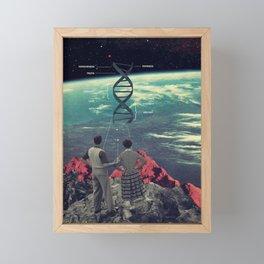 Distance & Eternity Framed Mini Art Print