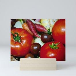 Early Harvest Mini Art Print