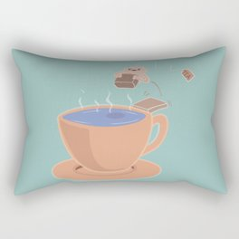Par-tea Time Rectangular Pillow