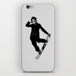 Gnarly Chaplin iPhone Skin