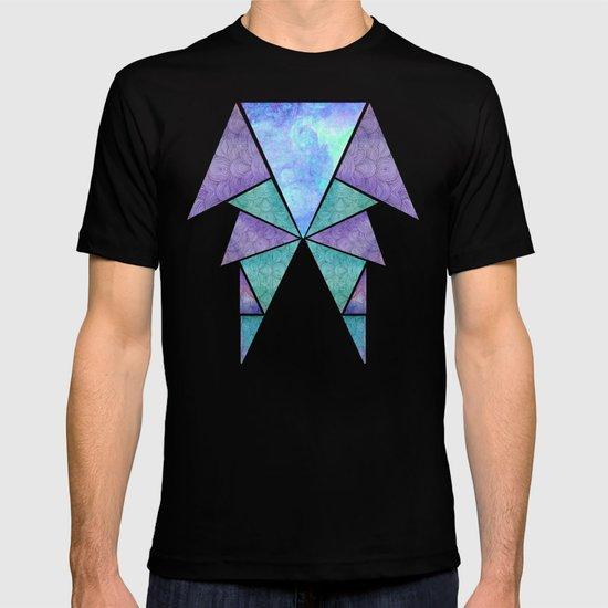 Geometric Reflection T-shirt