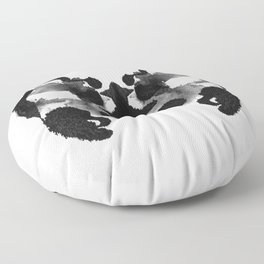 Form Ink Blot No. 20 Floor Pillow