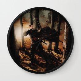 Character Poster Series - Robin Hood Wall Clock