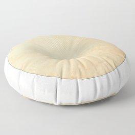 Imperial Beige - Moon Minimalism Floor Pillow