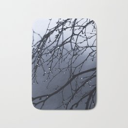 4000 rainy nights Bath Mat