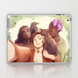 Selfie! Laptop & iPad Skin