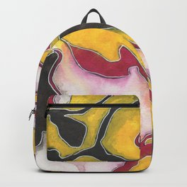 red raspberries (candy flavored) Backpack