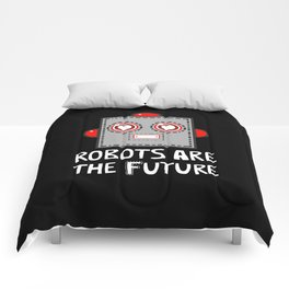 Robots are the Future Comforters