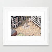 surrealism Framed Art Prints featuring Surrealism by Tasha Jo