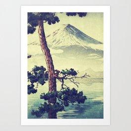 Once Was Wandering Art Print