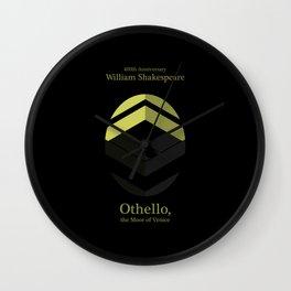 Othello/400 Wall Clock