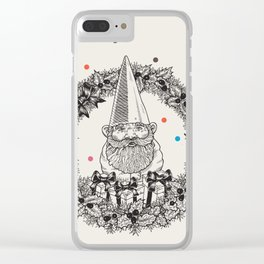 Christmas is coming! Clear iPhone Case