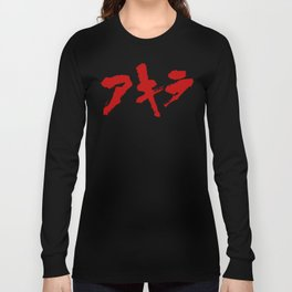 Akira Grafitti Long Sleeve T-shirt