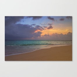 Needle in the bay Canvas Print