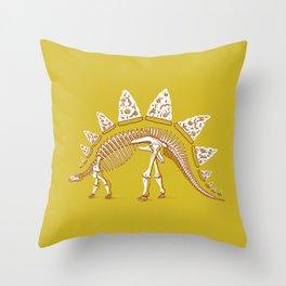 Pizzasaurus Awesome! Throw Pillow