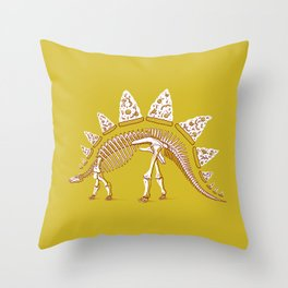 Pizzasaurus Awesome! Throw Pillow