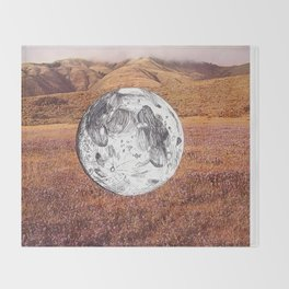 Rise Above Throw Blanket