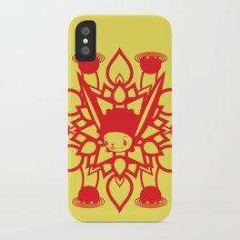 LOTUS HOLIC iPhone Case