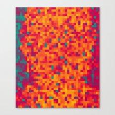 Mosaic Series Canvas Print