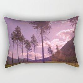 Vagabond Land Rectangular Pillow