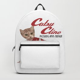 Catsy Cline Backpack