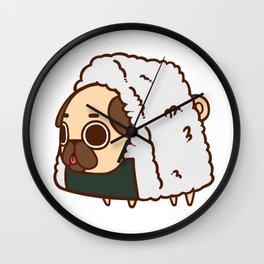 Puglie Onigiri Wall Clock